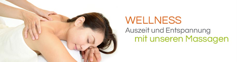 Wellness, Massage, Auszeit in Wächtersbach